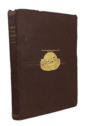 Sermons: Hood, James Walker, 1831-1918
