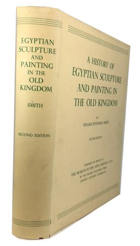 A History of Egyptian Sculpture and Painting: Smith, William Stevenson