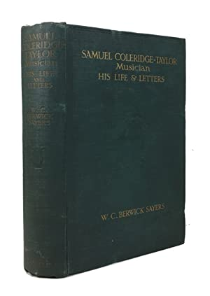 Samuel Coleridge-Taylor, Musician: His Life and Letters