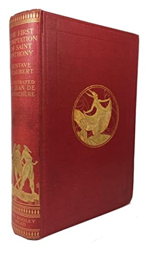 The Temptation of Saint Anthony: Flaubert, Gustave