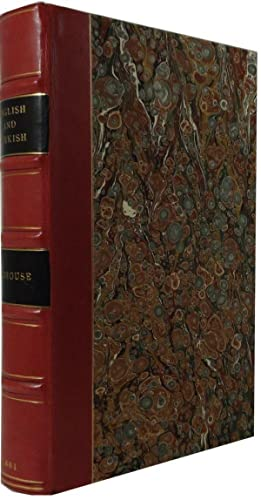 A Lexicon, English and Turkish; Shewing in: Redhouse, James William,