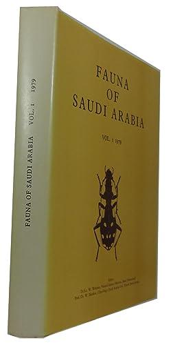 Fauna of Saudi Arabia. Basle, Switzerland: Pro