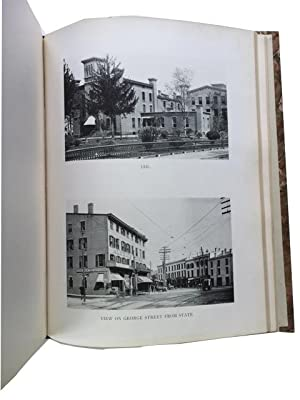 Art Work of New Haven, Connecticut. Published in Nine Parts