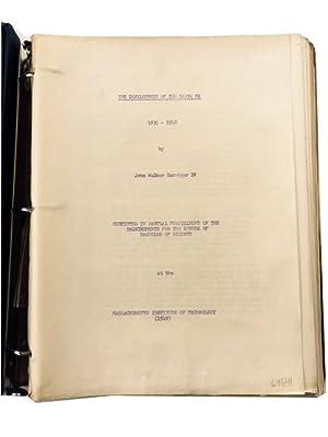 The Development of the Santa Fe, 1935-1948: Barriger, IV, John Walker