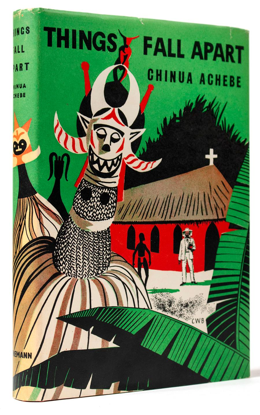 Things Fall Apart by ACHEBE, Chinua (1930-2013): Fine ...
