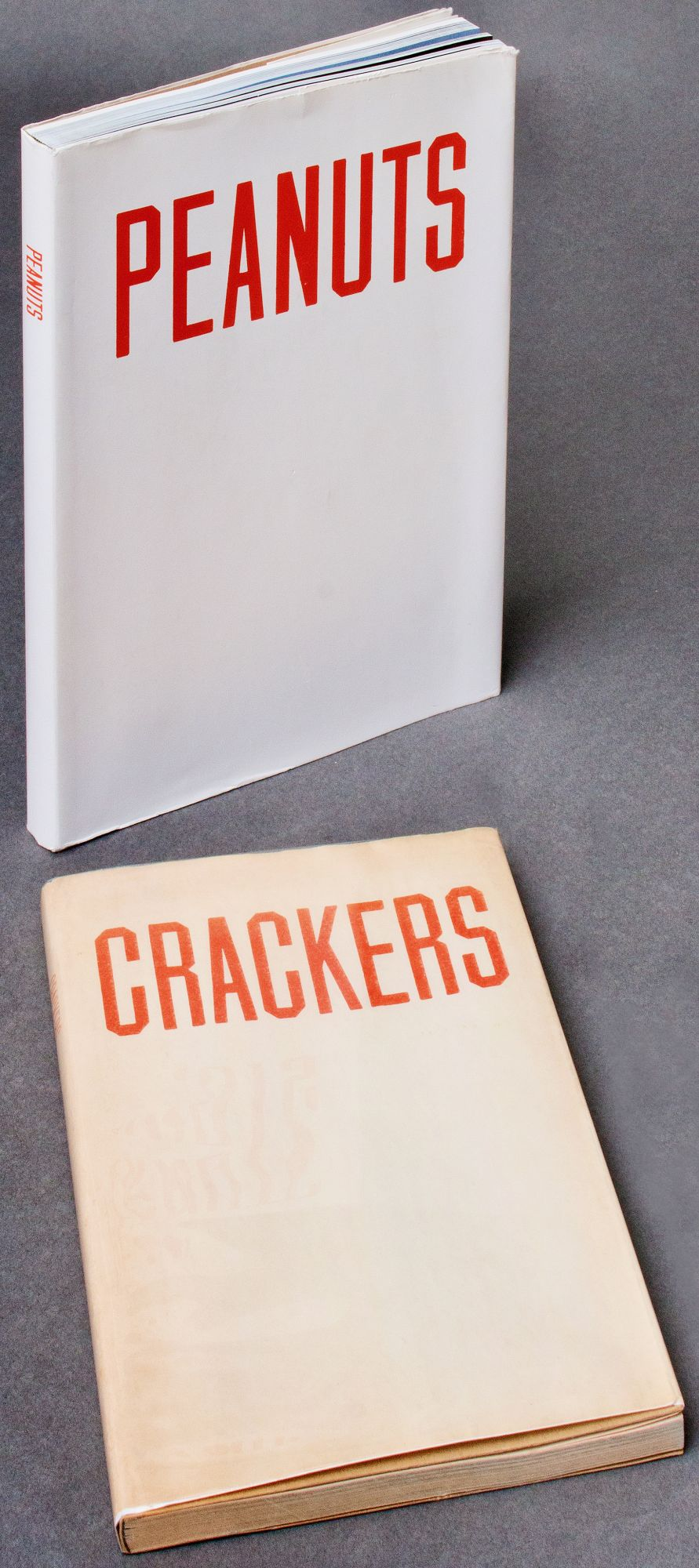 Photo books] Crackers; [together with] Peanuts