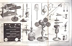 An essay on electricity, explaining the principles of that useful science; and describing the ...