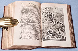 Emblem Book] Ouderdom, buyten leven, en hof gedachten, op zorg-vliet: CATS, Jacob (1577-1660)