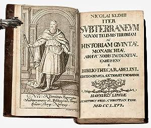 Utopian Literature] Nicolai Klimii Iter Subterraneum Novam: KLIMIUS, Nicolaus [pseud.