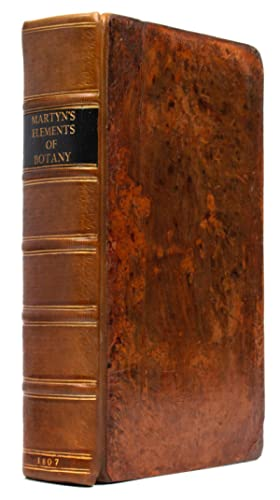 Letters on the elements of botany, addressed to a lady, by the celebrated J. J. Rousseau. ...