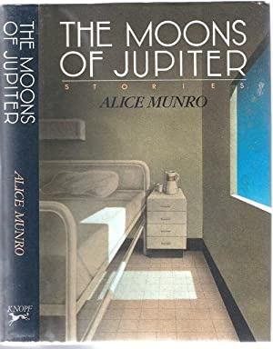 Moons of Jupiter, The [Signed]: MUNRO, Alice
