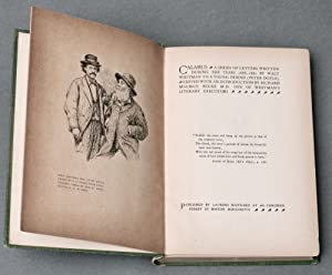 Calamus. A series of letters written during the years 1868-1880 by Walt Whitman to a young friend (...