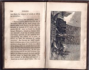 A narrative of the shipwreck, captivity and sufferings of Horace Holden and Benj. H. Nute : who ...