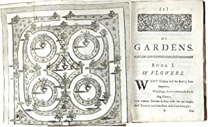 Rapin of Gardens. A Latin Poem. In Four Books. Englifh'd by Mr. Gardiner: Rapin, René (1621-...