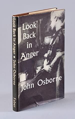 Look Back in Anger; A Play in Three Acts: Osborne, John