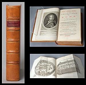Romæ antiquæ notitia: or, the antiquities of: KENNETT, Basil (1674-1715)