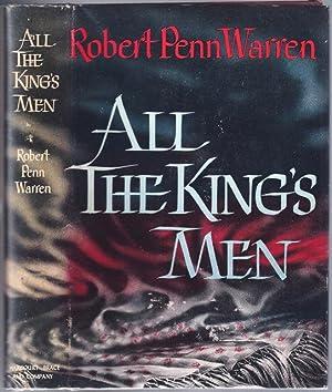 All the King's Men: WARREN, Robert Penn (1905-1989)