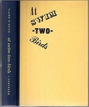 At Swim-Two-Birds: Brian O'Nolan, writing as] O'BRIEN, Flann (1911-1966)