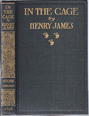 In the Cage: JAMES, HENRY (1843-1916)