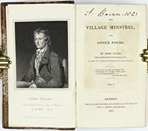 The Village Minstrel, and Other Poems. Volumes 1 & 2. [and] Poems Descriptive of Rural Life and...
