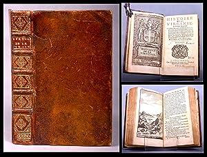 Histoire de la Virginie: BEVERLEY, Robert, ca. 1673-1722]