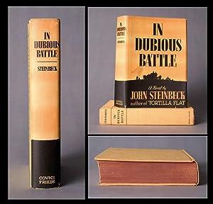 In Dubious Battle: STEINBECK, John (1902-1968)