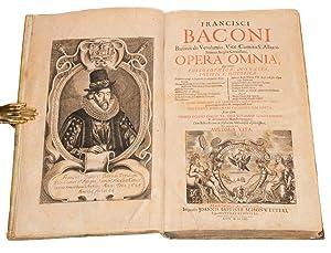 Opera omnia quae extant, philosophica, moralia, politica, historica . in quibus complures alii ...