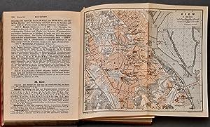 Russland [Russia]; Handbuch für Reisende: BAEDEKER, Karl