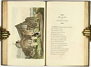 Color Plate] Poetical sketches of Scarborough; illustrated by twenty-one engravings of humorous ...