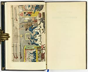 Color Plate] The Adventures of Johnny Newcome in the Navy. A poem, in four cantos, with notes: ...