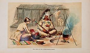 American Indians] Die Indianer Nord-Amerikas und die während eines achtjährigen ...