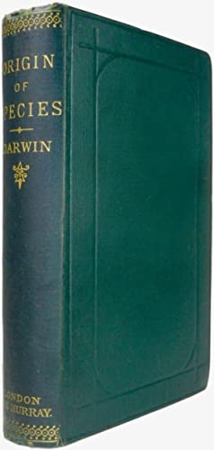 The Origin of Species by Means of: DARWIN, Charles (1809-1882)