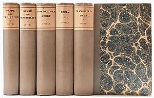 The Novels of Jane Austen : the: AUSTEN, Jane (1775-1817)