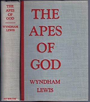 Apes of God, The: LEWIS, Wyndham (1882-1957)
