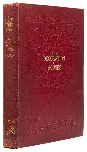 The Decoration of Houses: WHARTON, Edith (1862-1937) and Ogden Codman Jr.