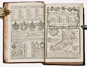 Britannia depicta or Ogilby improv'd; being a correct coppy of Mr. Ogilby's Actual survey ...