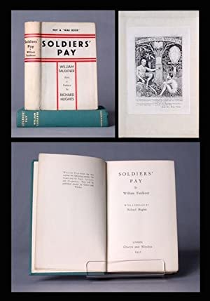 Soldiers' Pay [Dennis Wheatley's copy]: FAULKNER, William (1897-1962)