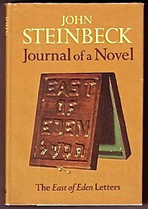 Journal of a Novel: The East of Eden Letters: STEINBECK, John (1902-1968)