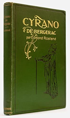 Cyrano De Bergerac 1898 Edmond Rostand First Edition