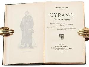 Cyrano de Bergerac: ROSTAND, Edmond (1868-1918)