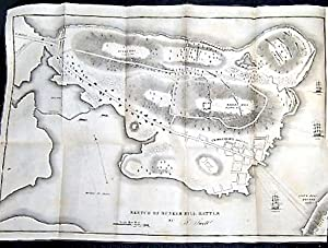 History of Bunker Hill Battle, With a Plan; [bound with] Notes to his sketch of Bunker-Hill battle:...