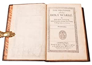 The historie of the holy warre; by Thomas Fuller, B.D. prebendarie of Sarum, late of Sidney ...