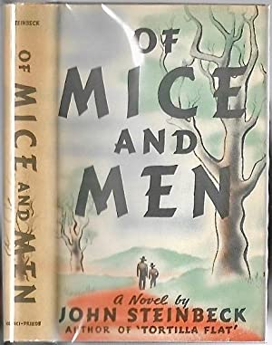 Of Mice and Men [First Issue]: STEINBECK, John (1902-1968)