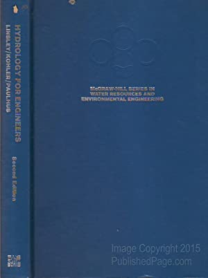 Hydrology for Engineers: Ray K. Linsley,