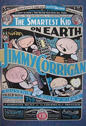 Jimmy Corrigan: The Smartest Kid on Earth: Ware, Chris