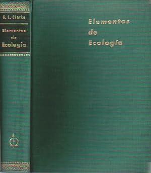 Elementos de ecología: Clarke, George L.