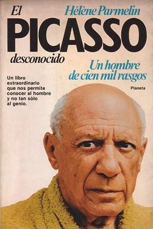 El Picasso desconocido: Un hombre de cien mil rasgos: Parmelin, Hèléne