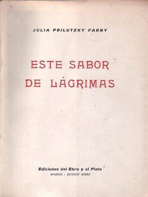 Este sabor de lágrimas: Prilutzky Farny, Julia