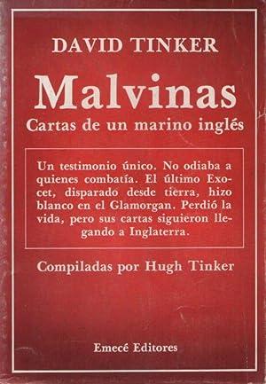 Malvinas: Cartas de un marino inglés: Tinker, David