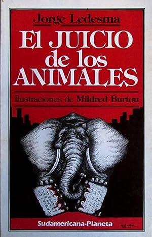 El juicio de los animales: Ledesma, Jorge